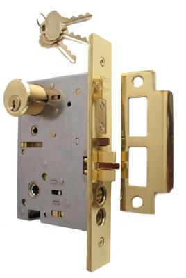 Pointe Claire Locksmith Mortise Locks